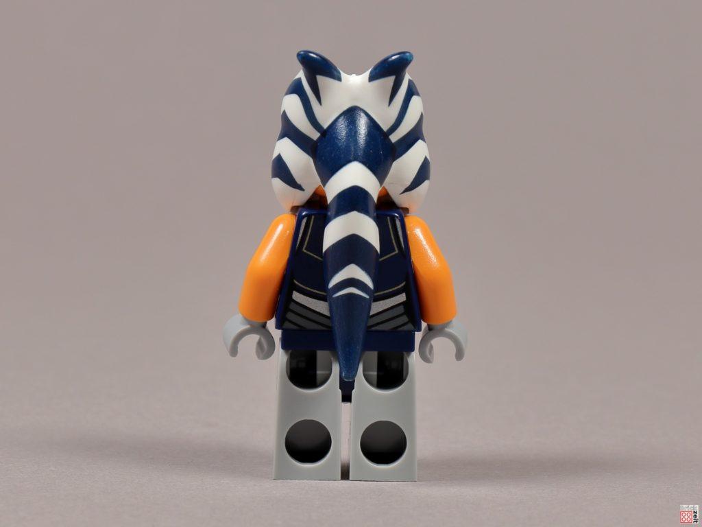 LEGO 75238 - Ashoka Tano, Rückseite | ©2020 Brickzeit