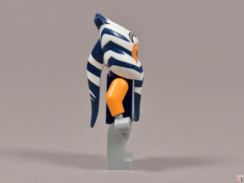 LEGO 75238 - Ashoka Tano, rechte Seite | ©2020 Brickzeit