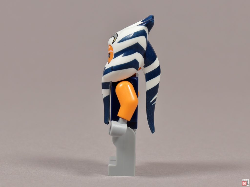 LEGO 75238 - Ashoka Tano, linke Seite | ©2020 Brickzeit