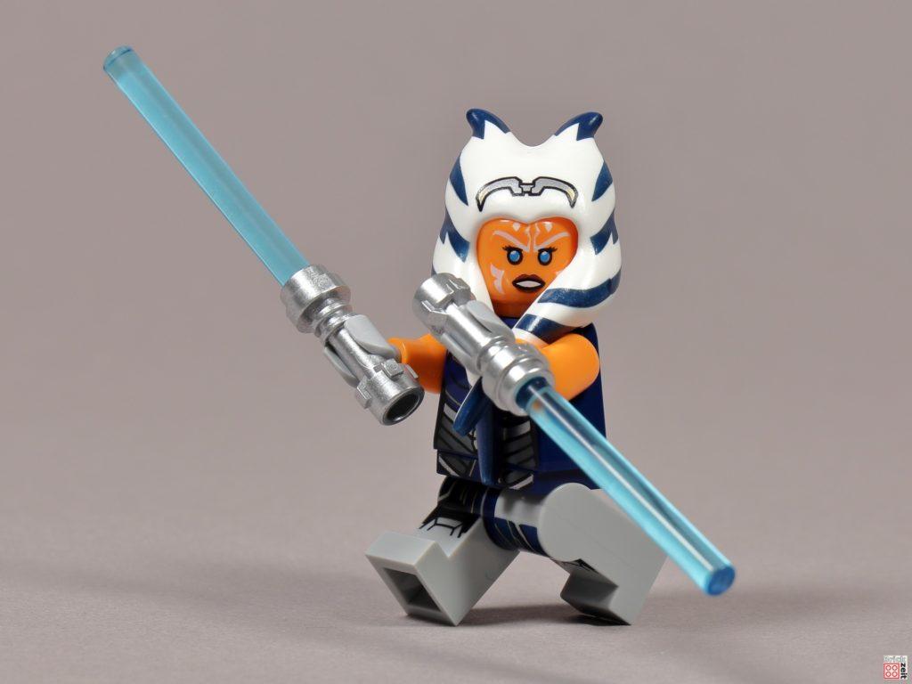 LEGO 75238 - Ashoka Tano in Kampfstellung | ©2020 Brickzeit