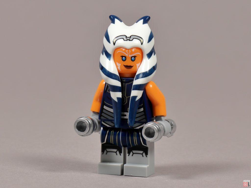LEGO 75238 - Ashoka Tano mit Lichtschwertgriffen | ©2020 Brickzeit
