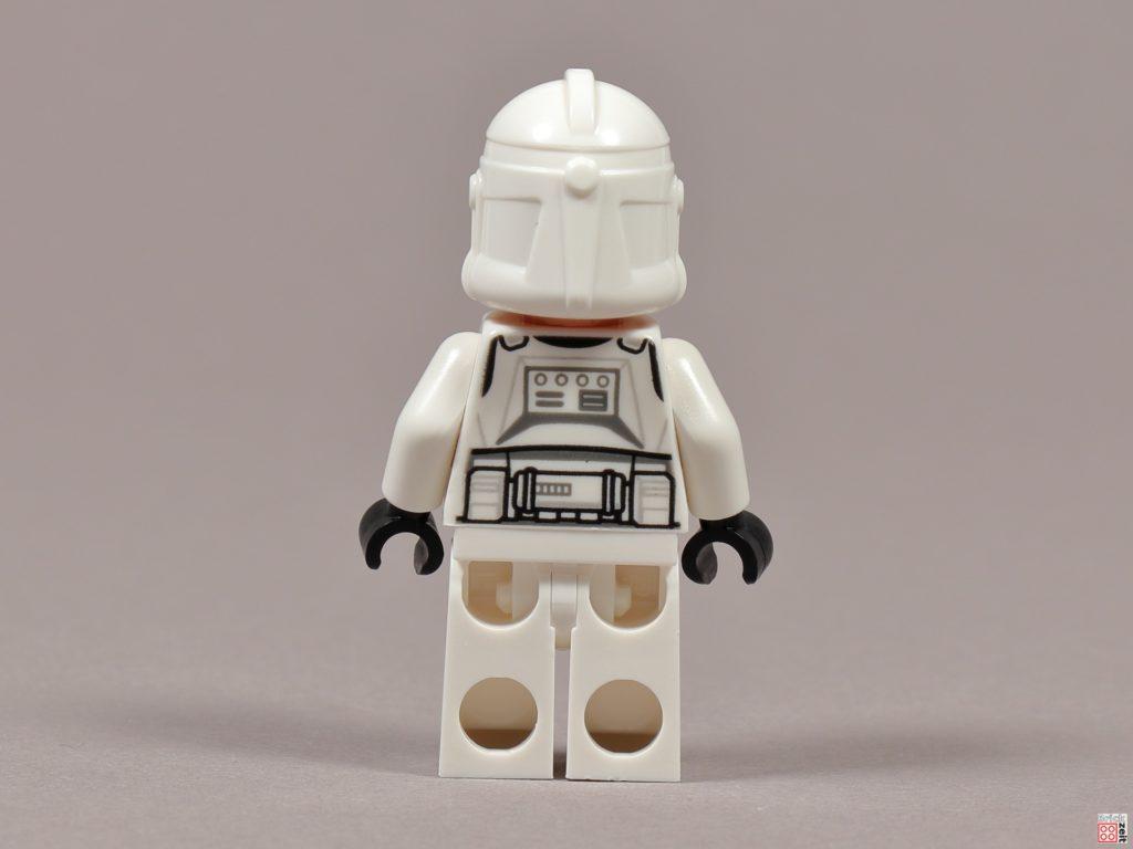 LEGO 75238 - Ashokas Clone Trooper, Rückseite | ©2020 Brickzeit