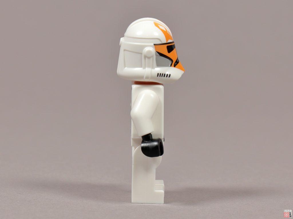 LEGO 75238 - Ashokas Clone Trooper, rechte Seite | ©2020 Brickzeit