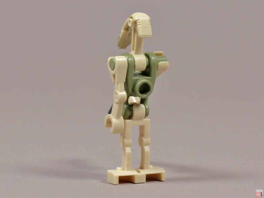 LEGO 75238 - Kampfdroide, hinten | ©2020 Brickzeit