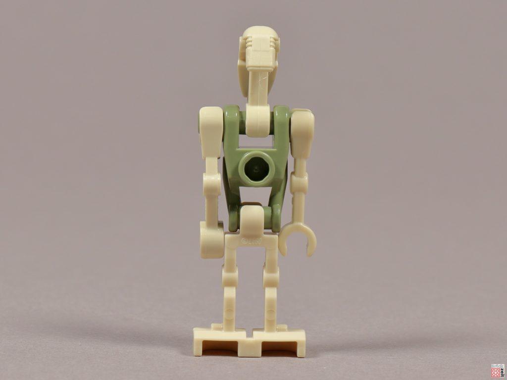 LEGO 75238 - Kampfdroide, Rückseite | ©2020 Brickzeit