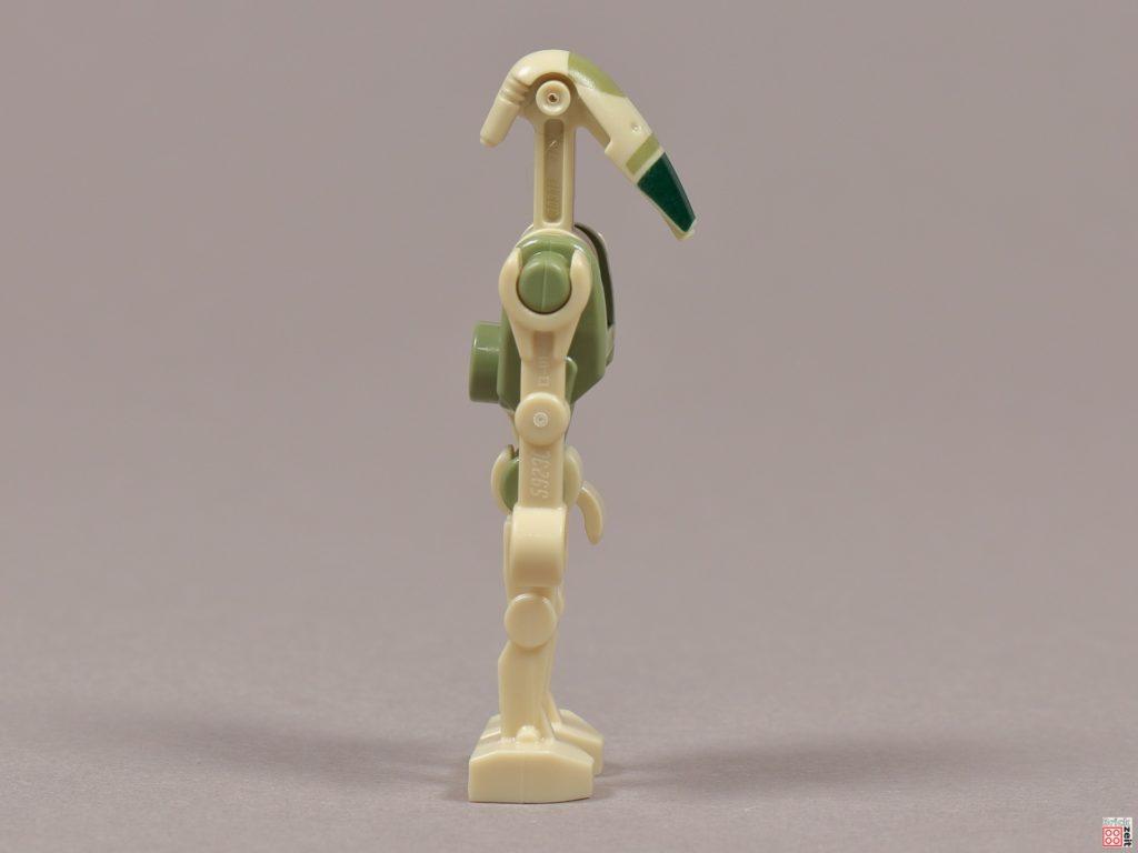LEGO 75238 - Kampfdroide, rechte Seite | ©2020 Brickzeit