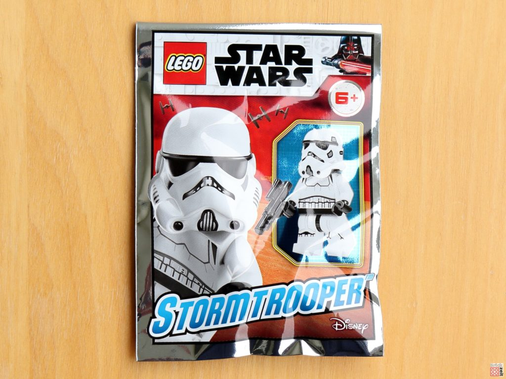 LEGO® Star Wars™ Magazin Nr. 62 (August 2020) mit Stormtrooper™ Polybag, Item Nr. 912062 | ©Brickzeit