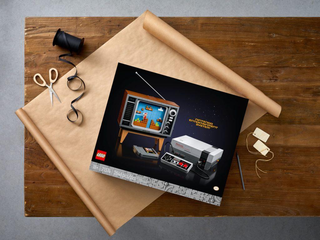 LEGO 71374 Nintendo Entertainment System | ©LEGO Gruppe