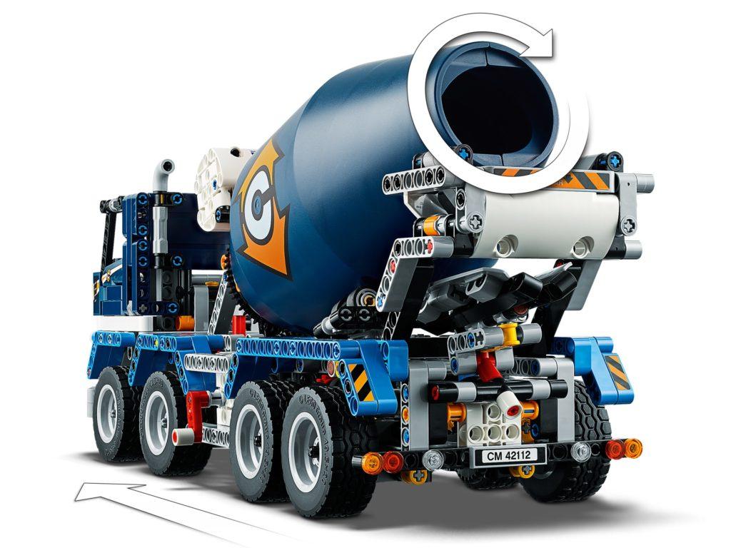 LEGO Technic 42112 Betonmischer-LKW | ©LEGO Gruppe