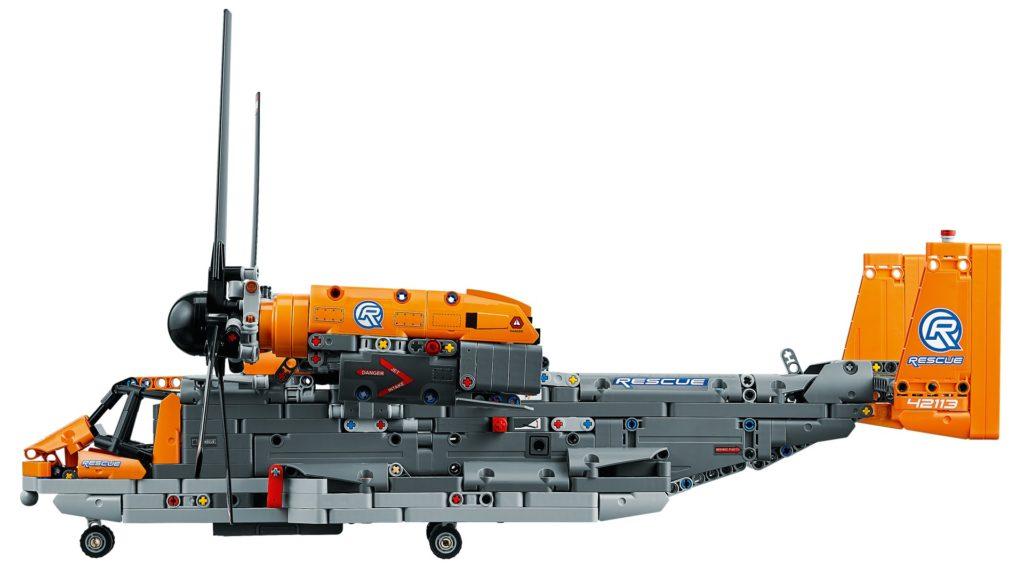 LEGO Technic 42113 Bell™ Boeing™ V-22 Osprey™ | ©LEGO Gruppe