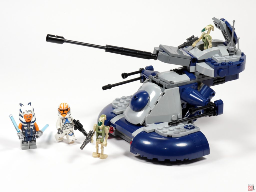 Review - LEGO Star Wars 75283 Armored Assault Tank (AAT) | ©2020 Brickzeit