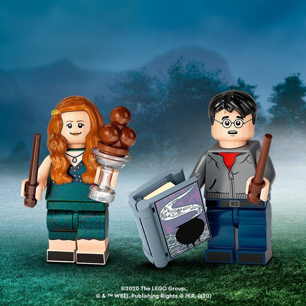 LEGO 71028 Harry Potter Minifiguren Serie 2 | ©LEGO Gruppe