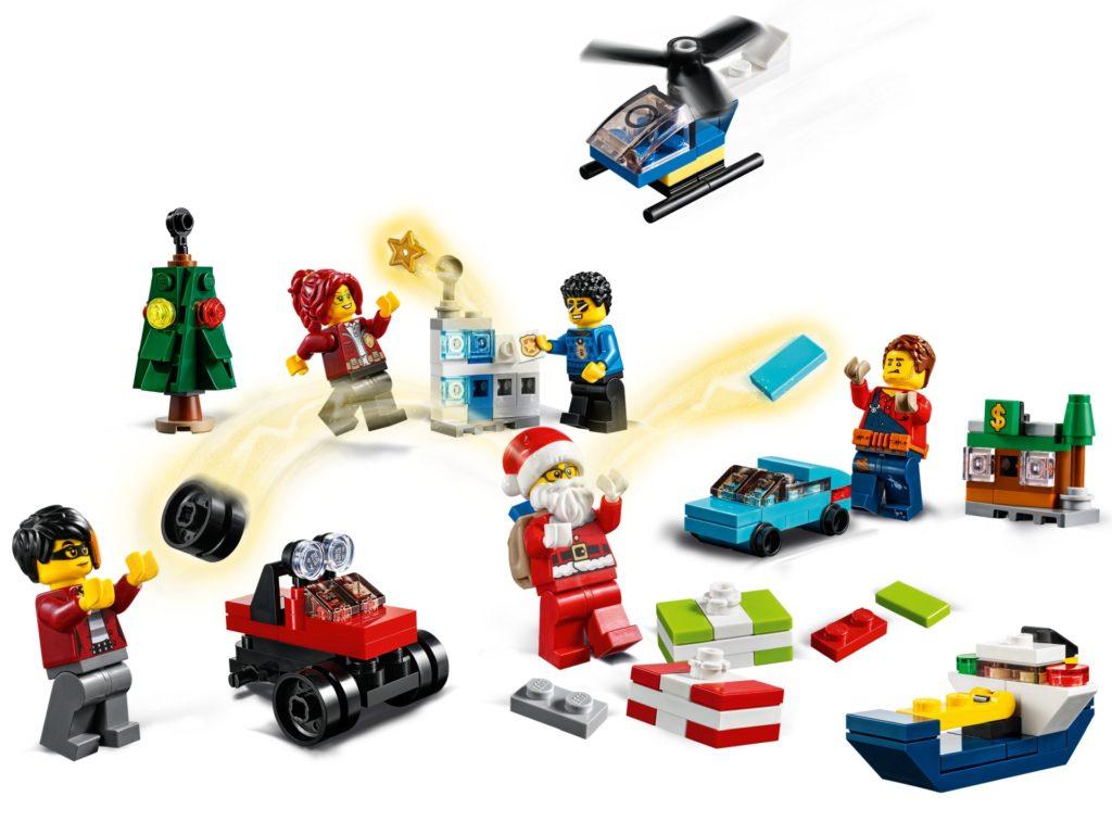 LEGO City 60268 Adventskalender 2020 | ©LEGO Gruppe