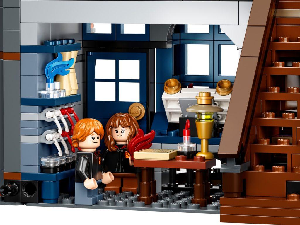 LEGO Harry Potter 75978 Winkelgasse | ©LEGO Gruppe