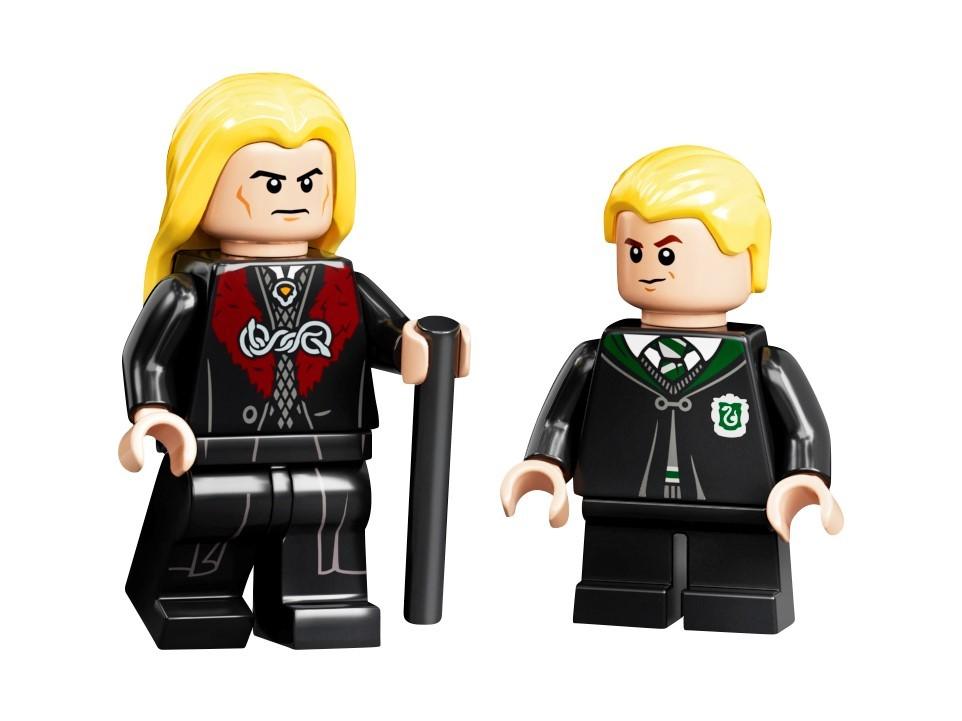 LEGO 75978 - Lucius und Draco Malfoy | ©LEGO Gruppe