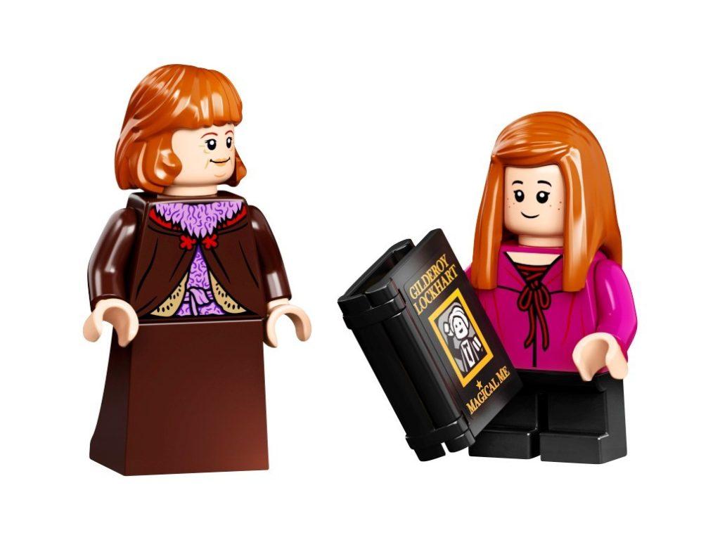 LEGO 75978 - Ginny und Molly Weasley | ©LEGO Gruppe