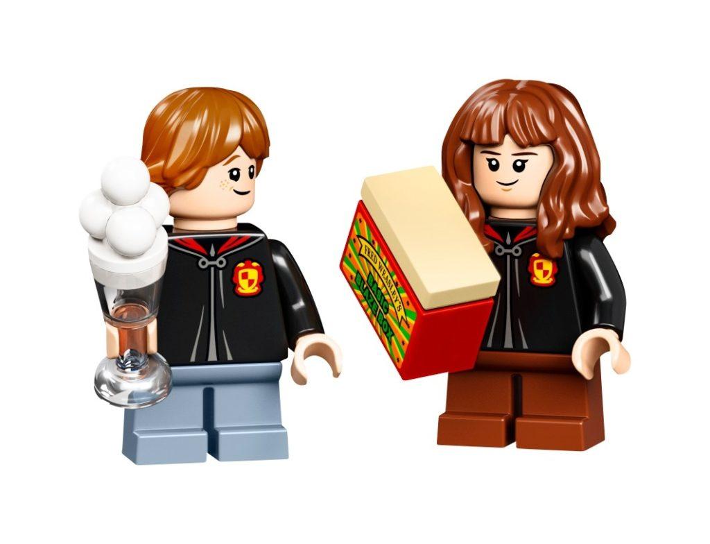 LEGO 75978 - Ron und Hermine | ©LEGO Gruppe