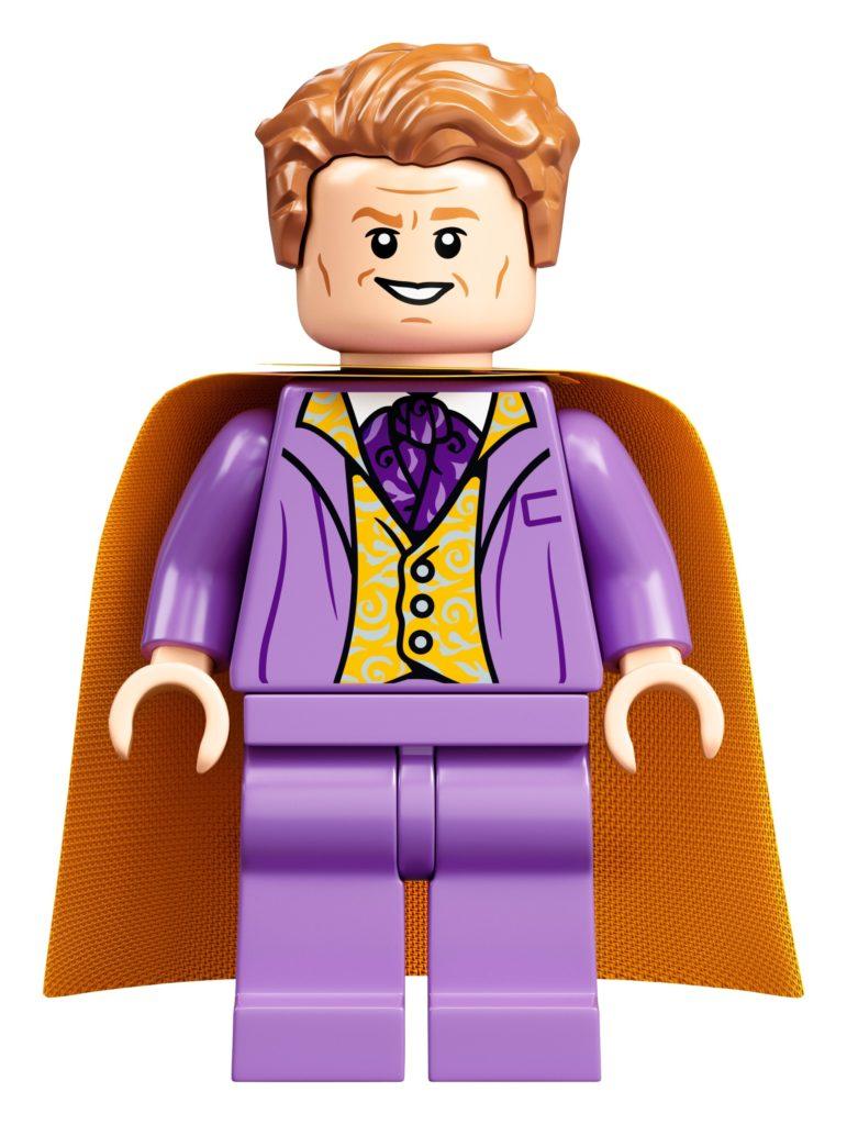 LEGO 75978 - Gilderoy Lockhart | ©LEGO Gruppe