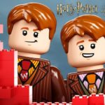 LEGO Harry Potter 75978 Winkelgasse Teaser | ©LEGO Gruppe