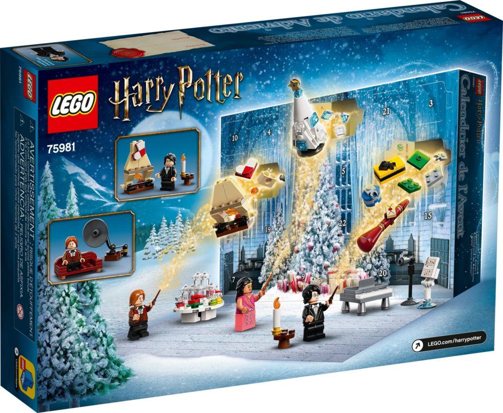 LEGO Harry Potter 75981 Adventskalender 2020 | ©LEGO Gruppe