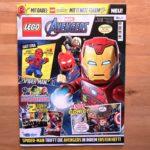 LEGO Marvel Avengers Magazin Nr. 1 | ©Brickzeit