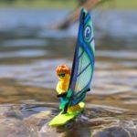 Surfen auf dem Schliersee | ©2020 Brickzeit