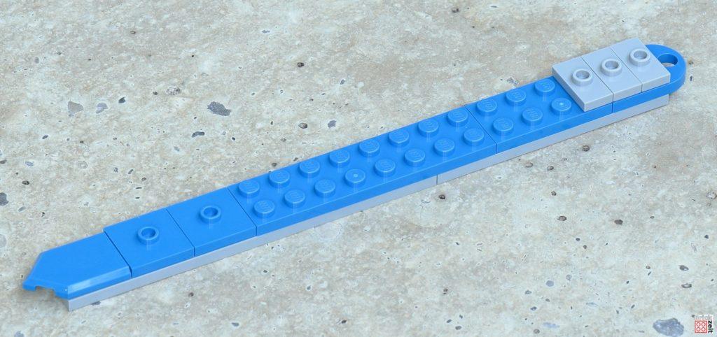LEGO Star Wars 75280 - Aufbau BARC-Speeder 02 | ©2020 Brickzeit
