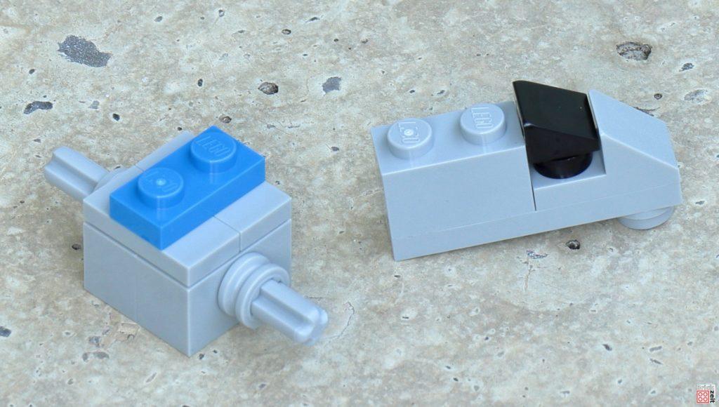 LEGO Star Wars 75280 - Aufbau BARC-Speeder 03 | ©2020 Brickzeit