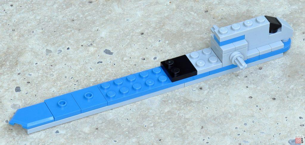 LEGO Star Wars 75280 - Aufbau BARC-Speeder 04 | ©2020 Brickzeit