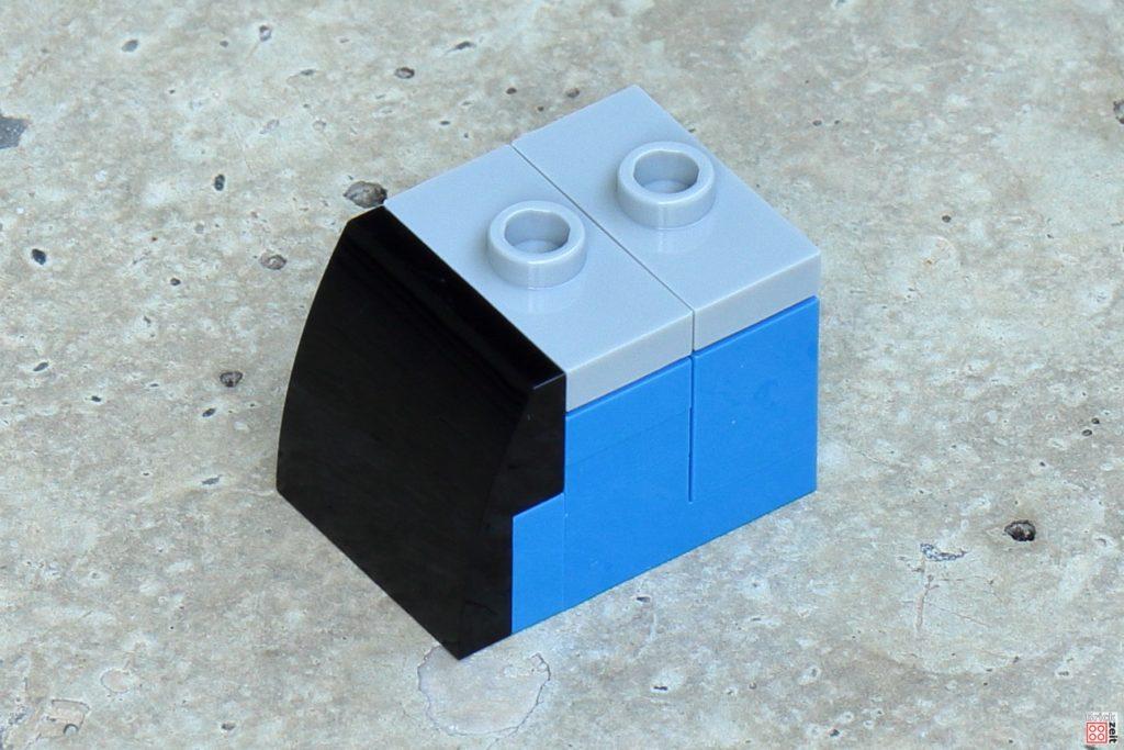 LEGO Star Wars 75280 - Aufbau BARC-Speeder 05 | ©2020 Brickzeit