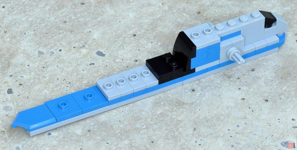 LEGO Star Wars 75280 - Aufbau BARC-Speeder 06 | ©2020 Brickzeit