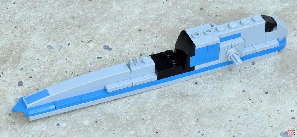 LEGO Star Wars 75280 - Aufbau BARC-Speeder 08 | ©2020 Brickzeit