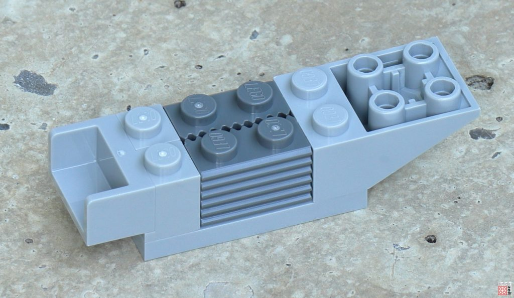 LEGO Star Wars 75280 - Aufbau BARC-Speeder 11 | ©2020 Brickzeit