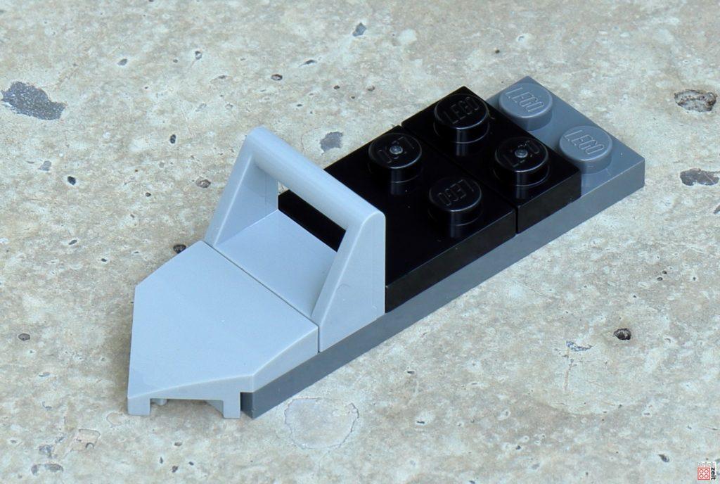 LEGO Star Wars 75280 - Aufbau BARC-Speeder 14 | ©2020 Brickzeit