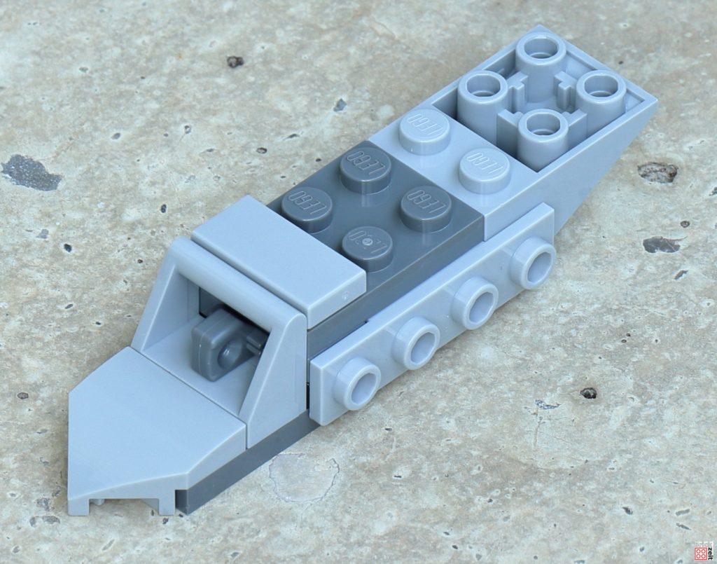 LEGO Star Wars 75280 - Aufbau BARC-Speeder 15 | ©2020 Brickzeit