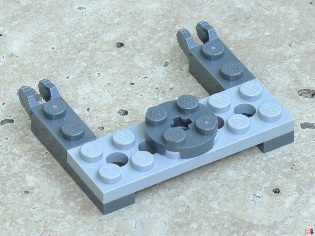 LEGO Star Wars 75280 - Aufbau AT-RT 01 | ©2020 Brickzeit