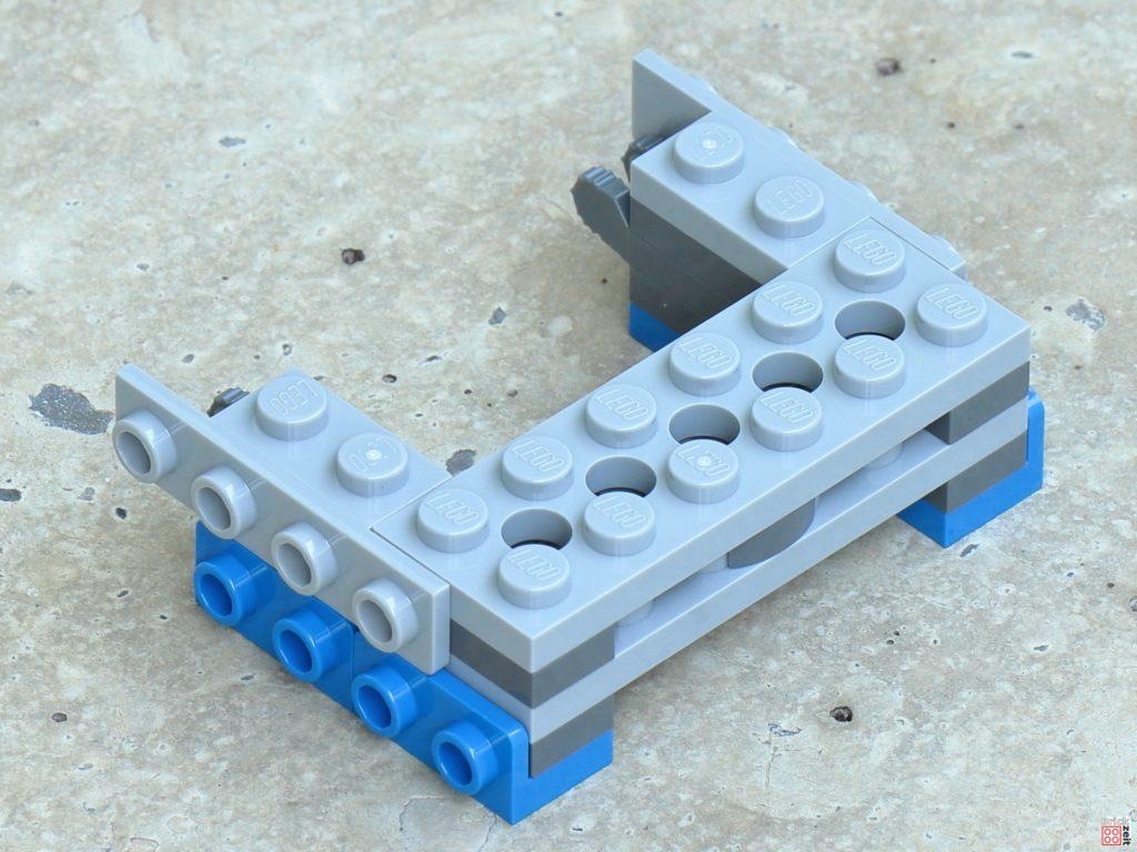 LEGO Star Wars 75280 - Aufbau AT-RT 02 | ©2020 Brickzeit