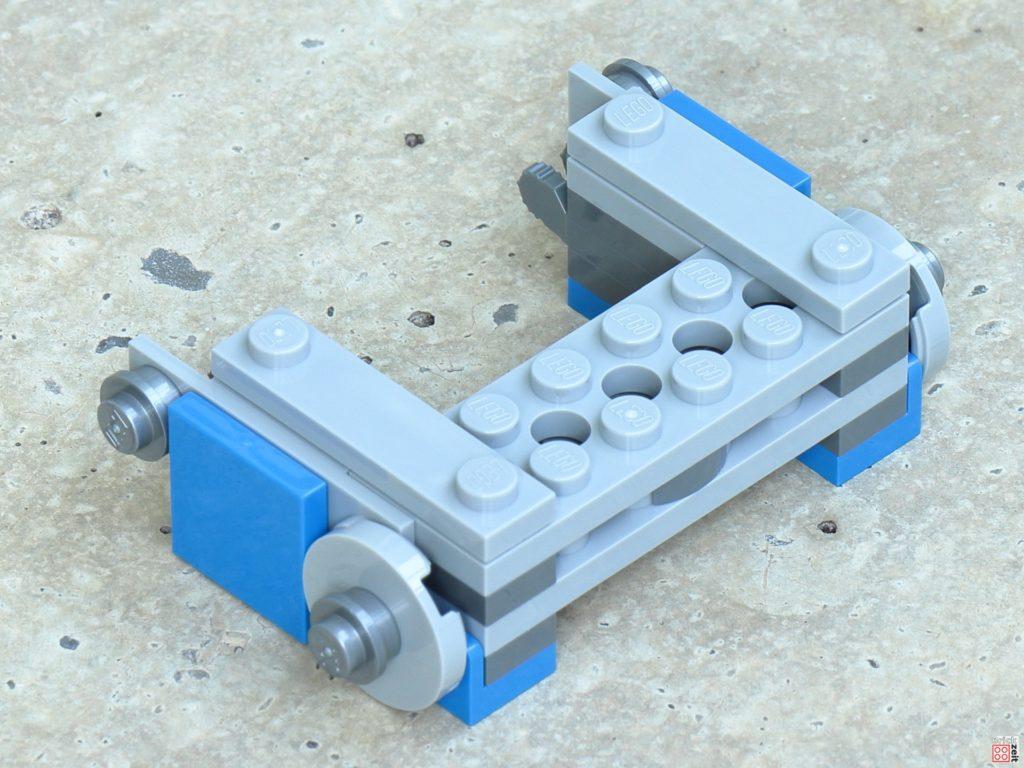 LEGO Star Wars 75280 - Aufbau AT-RT 03 | ©2020 Brickzeit