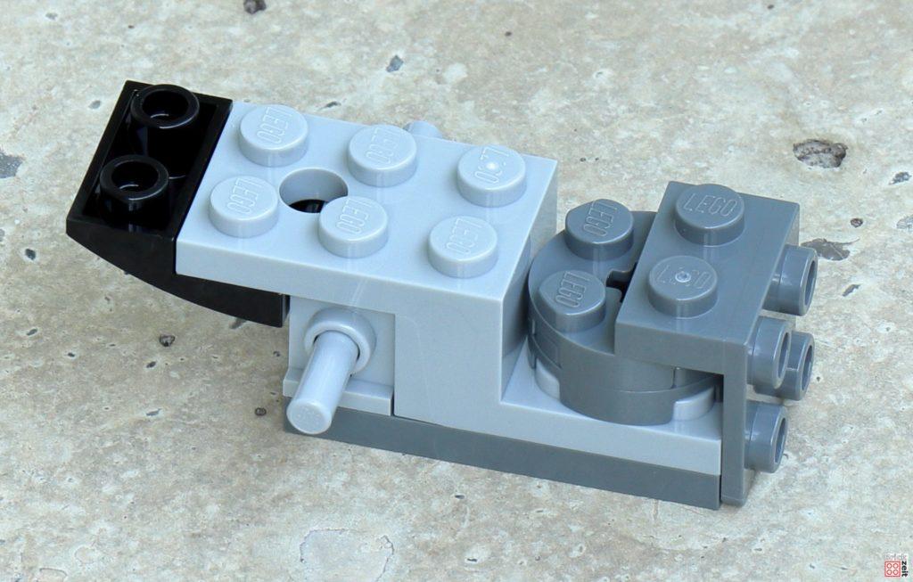 LEGO Star Wars 75280 - Aufbau AT-RT 04 | ©2020 Brickzeit