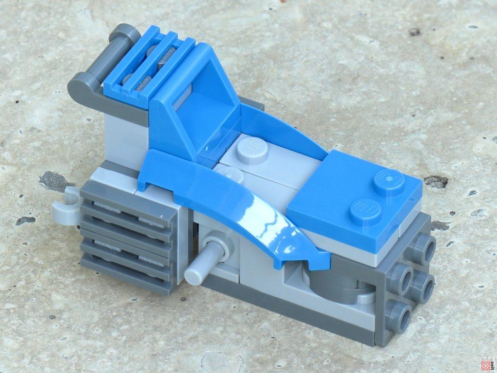 LEGO Star Wars 75280 - Aufbau AT-RT 06 | ©2020 Brickzeit