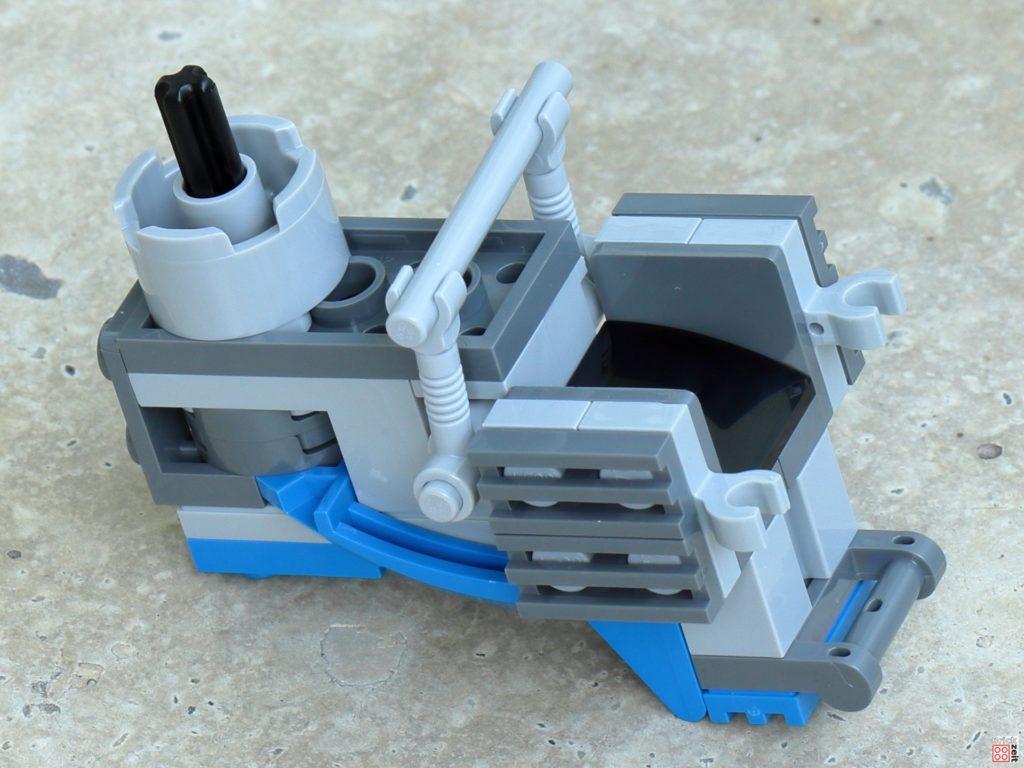 LEGO Star Wars 75280 - Aufbau AT-RT 07 | ©2020 Brickzeit