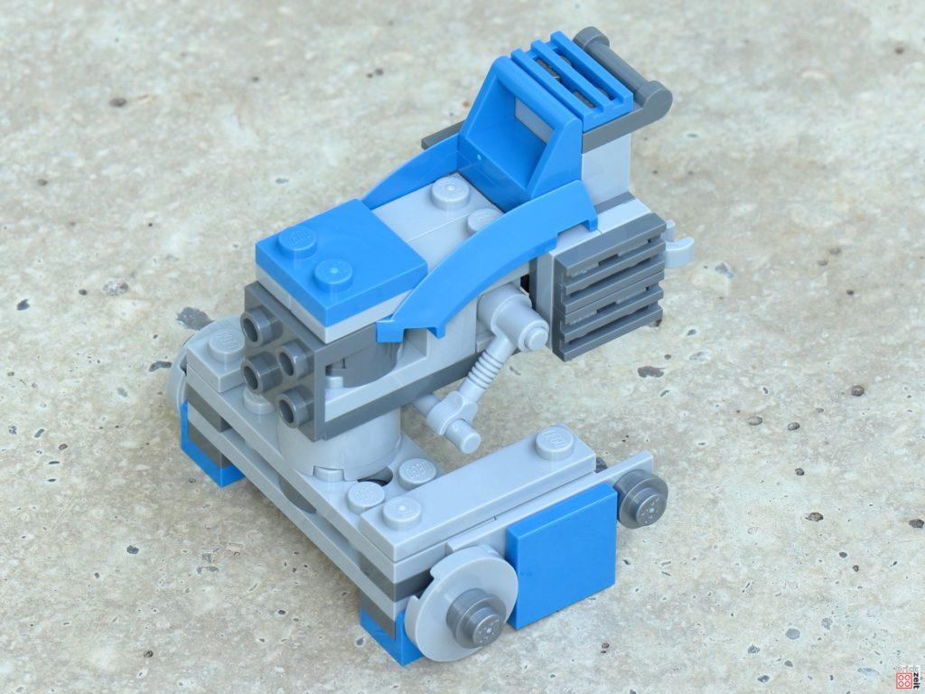 LEGO Star Wars 75280 - Aufbau AT-RT 09 | ©2020 Brickzeit