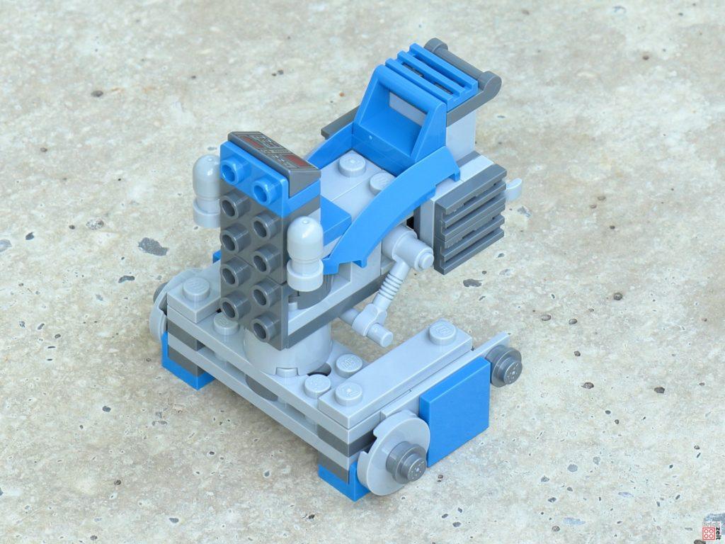 LEGO Star Wars 75280 - Aufbau AT-RT 10 | ©2020 Brickzeit