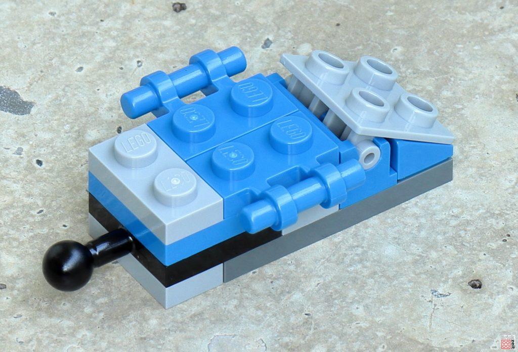 LEGO Star Wars 75280 - Aufbau AT-RT 12 | ©2020 Brickzeit