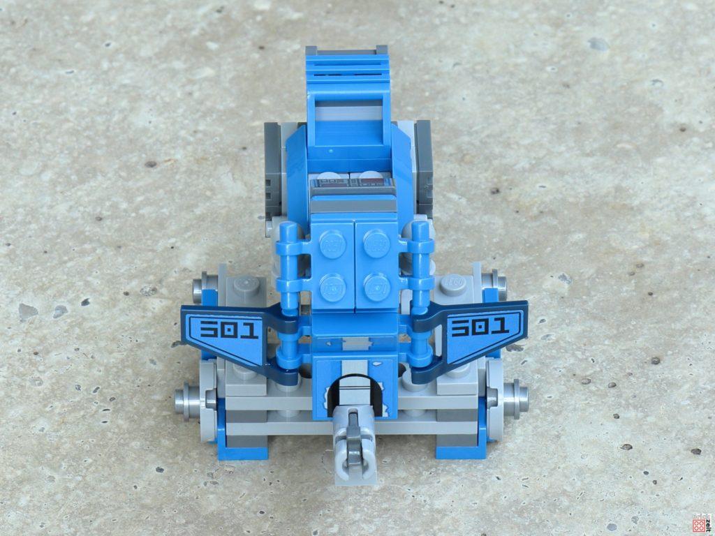LEGO Star Wars 75280 - Aufbau AT-RT 15 | ©2020 Brickzeit