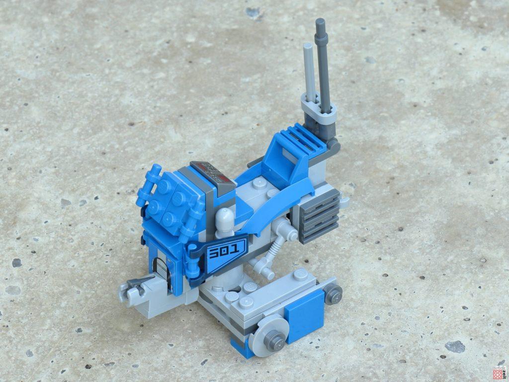 LEGO Star Wars 75280 - Aufbau AT-RT 16 | ©2020 Brickzeit