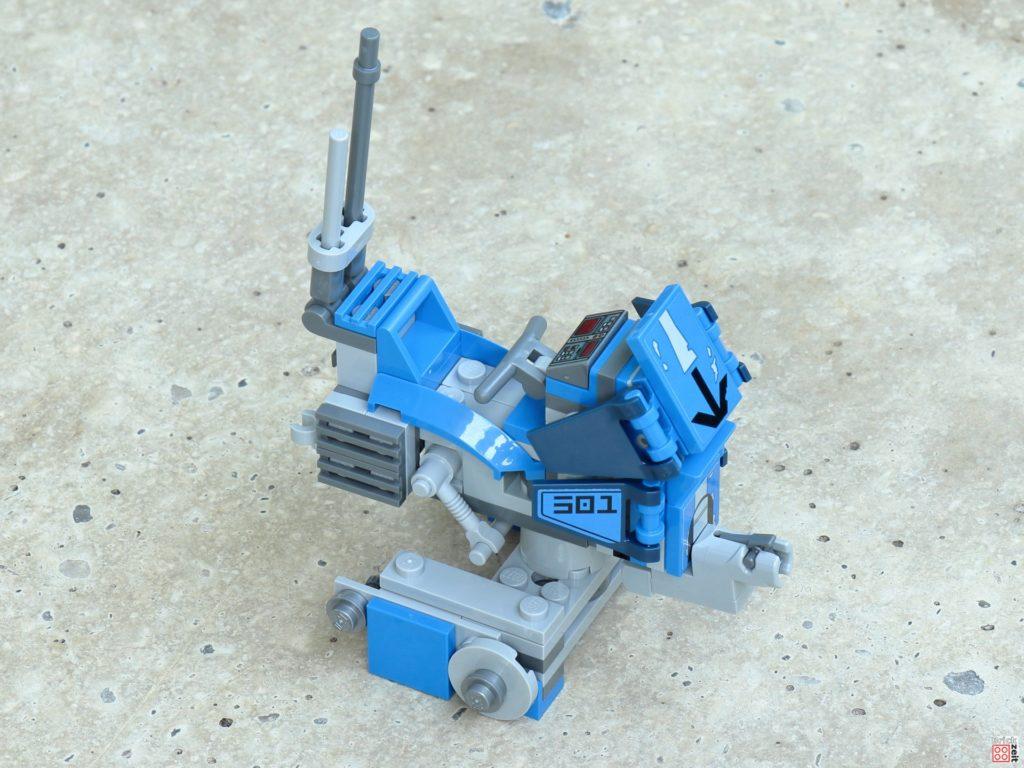 LEGO Star Wars 75280 - Aufbau AT-RT 17 | ©2020 Brickzeit