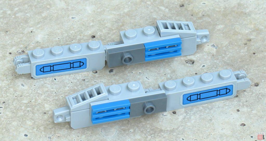 LEGO Star Wars 75280 - Aufbau AT-RT 19 | ©2020 Brickzeit