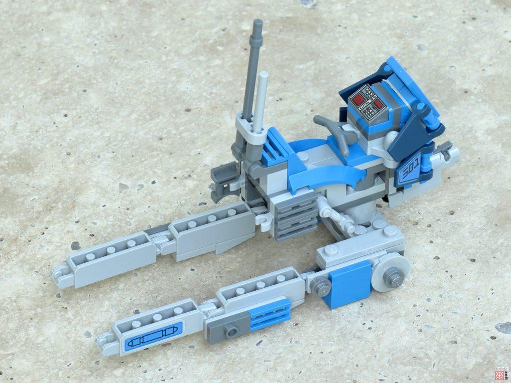 LEGO Star Wars 75280 - Aufbau AT-RT 20 | ©2020 Brickzeit