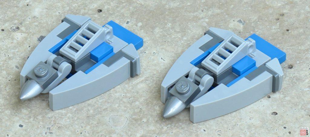 LEGO Star Wars 75280 - Aufbau AT-RT 21 | ©2020 Brickzeit